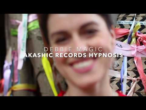 THE MOVE MENT - AKASHIC RECORDS HYPNOSIS - DEBBIE MAGIC
