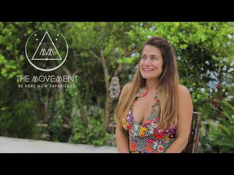 Anne marie Martinez testimonial, The Move-ment, Be Here Now